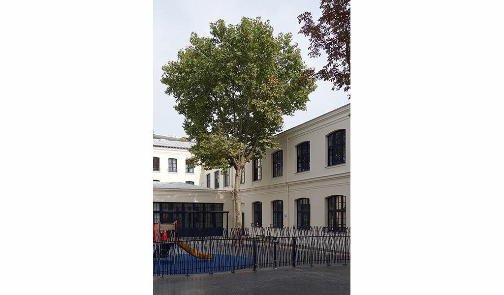 Ecole Dombasle